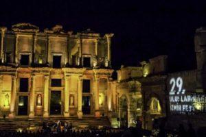Izmir Festival-Biblioteca di Celsus Efeso - Turchia