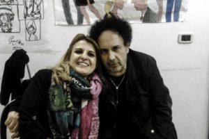Con Enzo Avitabile