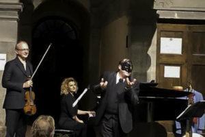 Con Nando Citarella e Alessandro Perpich